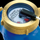 Itron Water meters monitoring locations in Utilities Manager